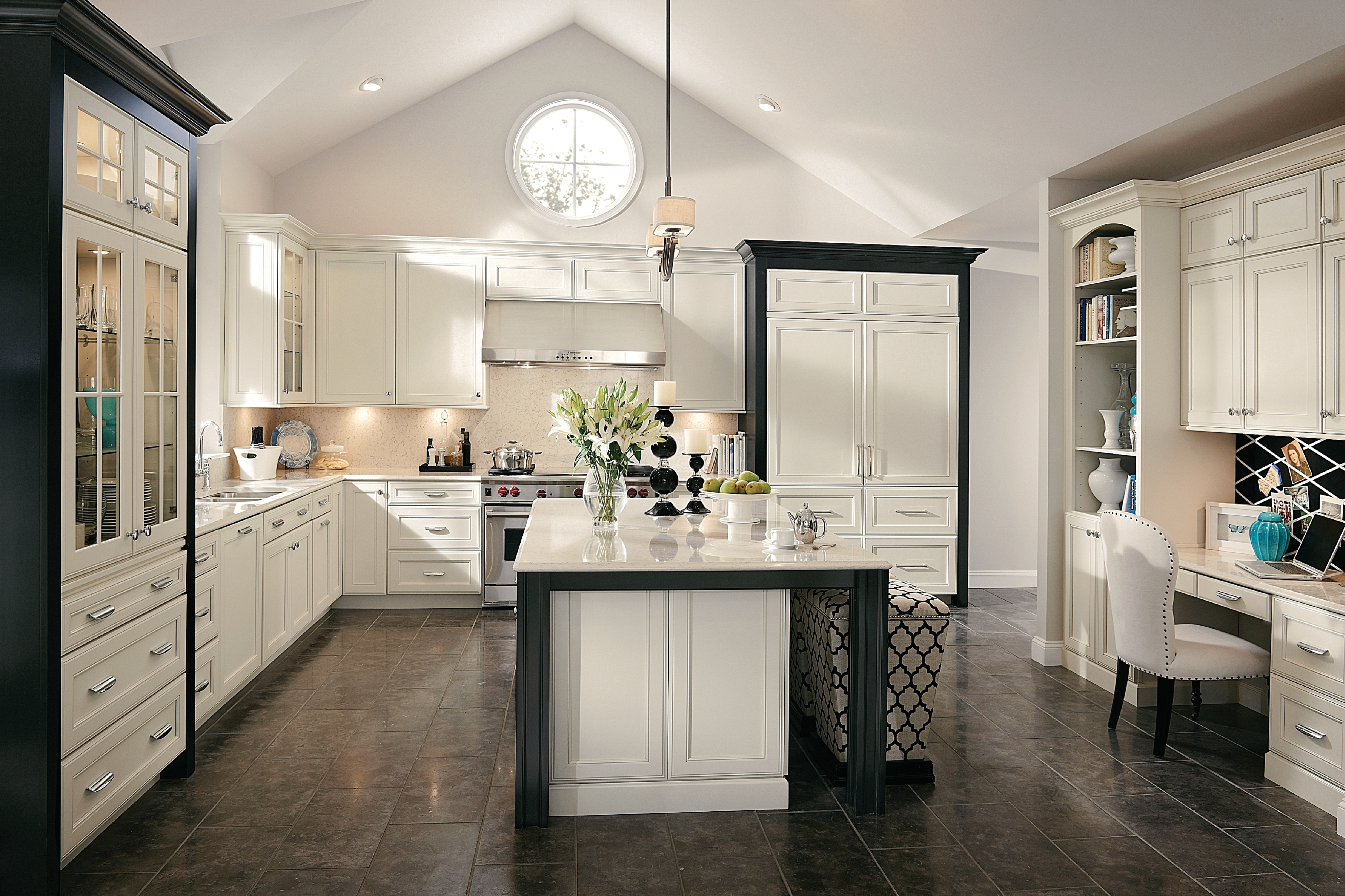 Kitchen Cabinets Countertops 3d Design Crystal Lumber And Hardware